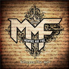 memphis may fire: Between The Lies [EP]