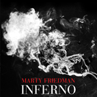 marty friedman: Inferno
