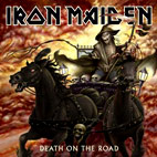 iron maiden: Death On The Road