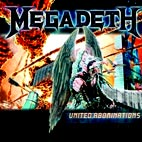 megadeth: United Abominations