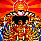 jimi hendrix: Axis: Bold As Love