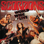 scorpions: World Wide Live