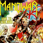 manowar: Hail To England