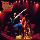 thin lizzy: UK Tour '75