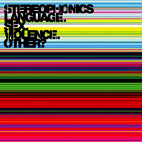 stereophonics: Language. Sex. Violence. Other?