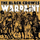 black crowes: Warpaint