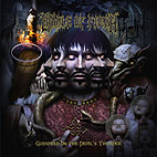 cradle of filth: Godspeed On The Devil's Thunder
