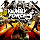 family force 5: Business Up Front/Party In The Back