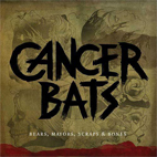 cancer bats: Bears, Mayors, Scraps & Bones