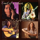 rory gallagher: The Best Of - Crest Of A Wave