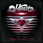 heart: Red Velvet Car
