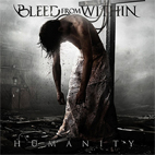 bleed from within: Humanity
