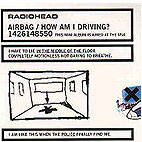 radiohead: Airbag/How Am I Driving? EP