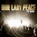 our lady peace: Live