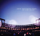 dave matthews band: Live In New York City