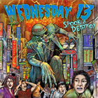wednesday 13: Spook & Destroy [EP]
