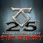 twisted sister: Stay Hungry 25th Anniversary Edition
