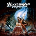 rhapsody of fire: Triumph Or Agony