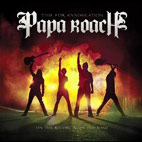 papa roach: Time For Annihilation