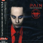 pain: Psalms Of Extinction