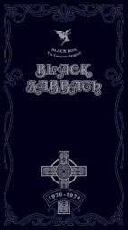 black sabbath: Black Box: The Complete Original Black Sabbath (1970-1978)