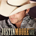 justin moore: Outlaws Like Me