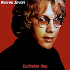 warren zevon: Excitable Boy