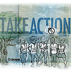 various artists: Take Action! Vol. 8