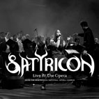 satyricon: Live At The Opera