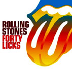 rolling stones: Forty Licks
