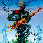 steve vai: The Ultra Zone
