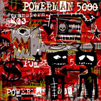powerman 5000: Transform