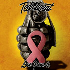 ted nugent: Love Grenade