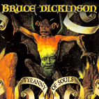 Bruce Dickinson: Tyranny Of Souls