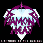 diamond head: Lightning To The Nations (The White Album)