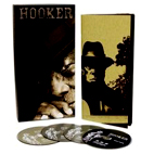 john lee hooker: Hooker [Box Set]