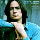 james taylor: Sweet Baby James