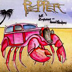 pepper: Pink Crustaceans And Good Vibrations