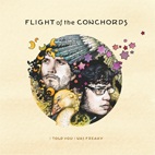 flight of the conchords: I Told You I Was Freaky