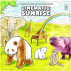 cinematic sunrise: A Coloring Storybook And Long-Playing