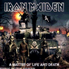 iron maiden: A Matter Of Life And Death