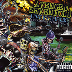 avenged sevenfold: Diamonds In The Rough
