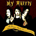 my ruin: A Prayer Under Pressure Of Violent Anguish