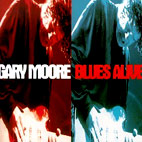 gary moore: Blues Alive