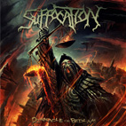 suffocation: Pinnacle Of Bedlam