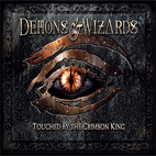 demons and wizards: Touched By The Crimson King