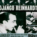 django reinhardt: Djangology [BOX SET]