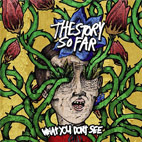 the story so far: What You Don't See