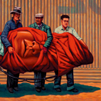 The Mars Volta: Amputechture