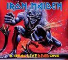 iron maiden: A Real Live Dead One